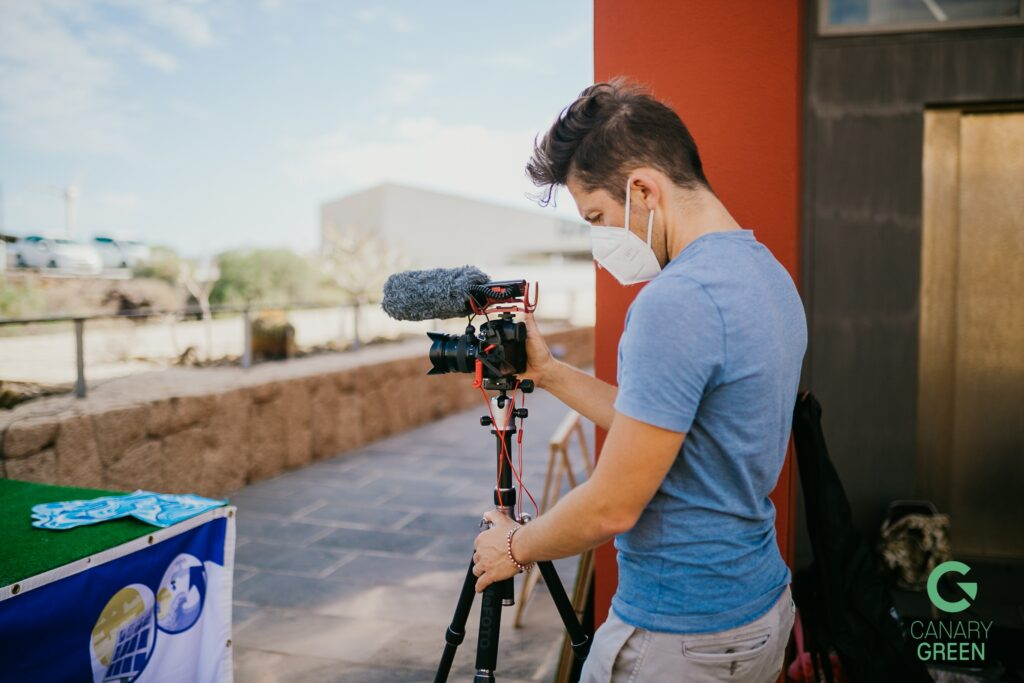Videography in Tenerife